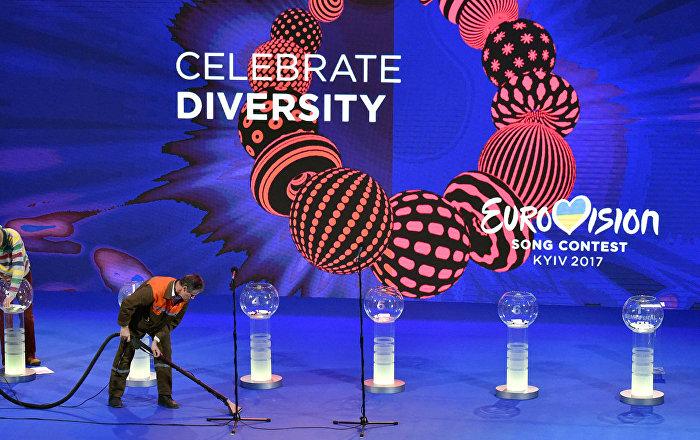 Eirovīzija 2017. Foto no arhīva