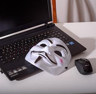 Маска хакера