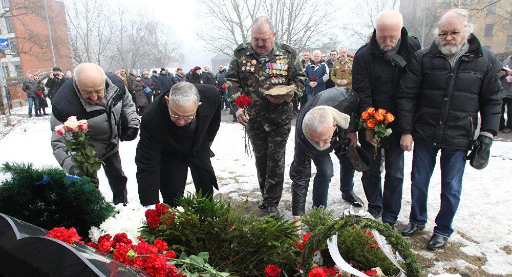 Latvijas veterāni atceras Afganistānu