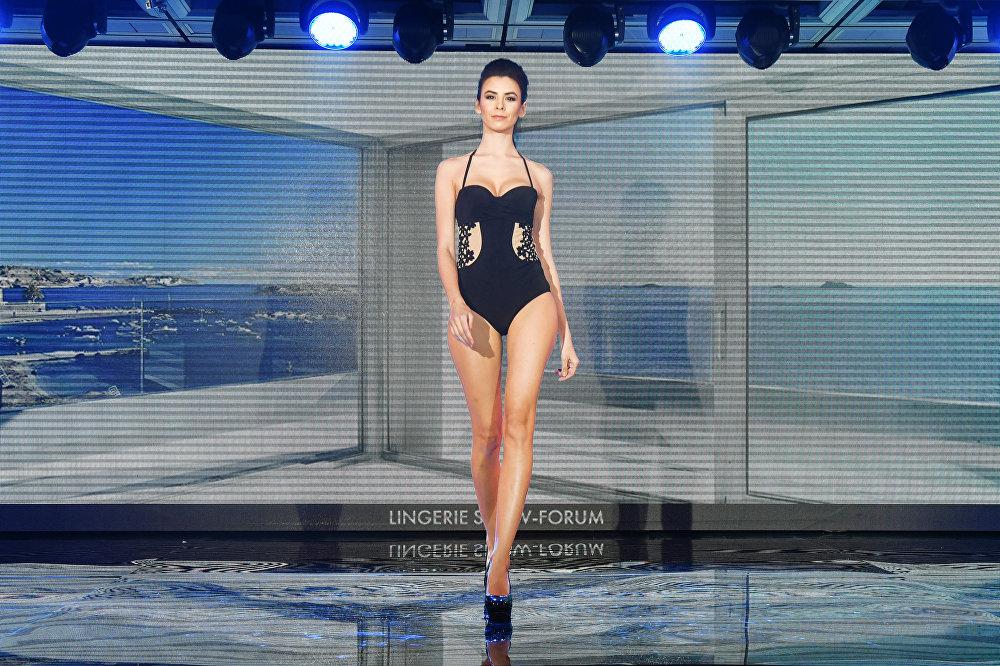 Apakšveļas izstāde Lingerie Show-Forum
