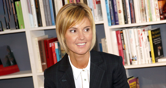Кандидат на пост мэра Риги Диана Новицка