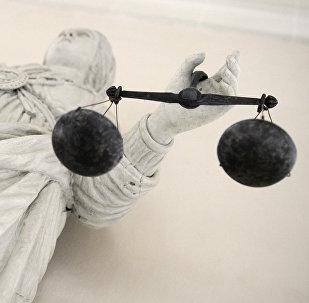 Статуя Фемиды, иллюстративное фото