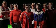 Brauciet droši, neko ļaunu nedarīsim: Krievijas futbola fani nodziedājuši dziesmu britu līdzjutējiem