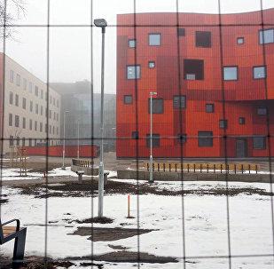 Новый корпус больницы имени Паула Страдыня