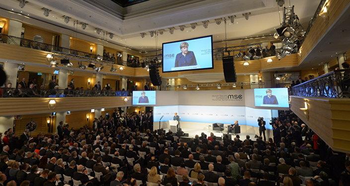 53-я Мюнхенская конференция по безопасности