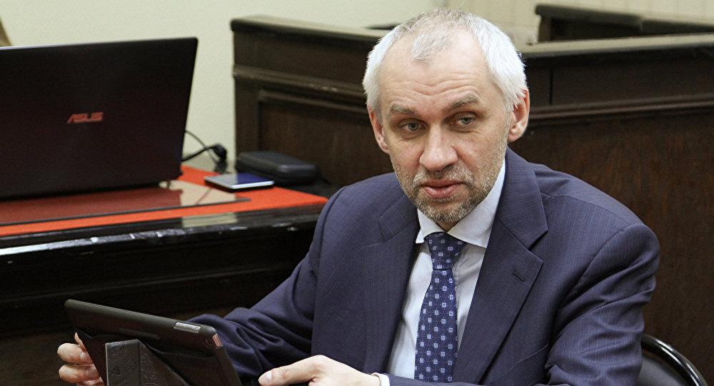 Эксперт Владимир Шаповалов
