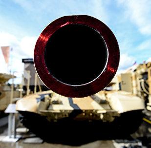 Tanks T-90MS