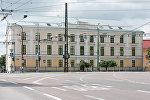 Igaunijas Drošības policijas ēka Tallinā