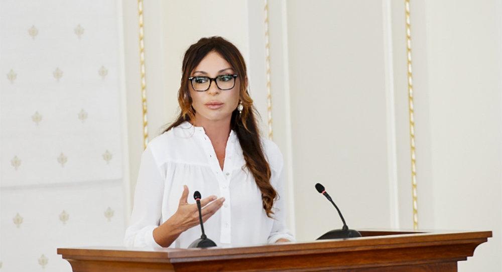 Алиев сделал супругу первым вице-президентом Азербайджана