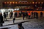 21 февраля в Риге после сообщения о бомбе на несколько часов закрывались Центральный железнодорожный вокзал и прилегающий к нему торговый центр Origo