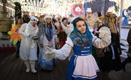 Priecājies, Maskava – Masļeņica ir klāt