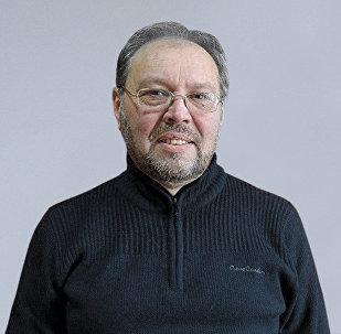 Lietuviešu eksperts Sergejs Perepeļica