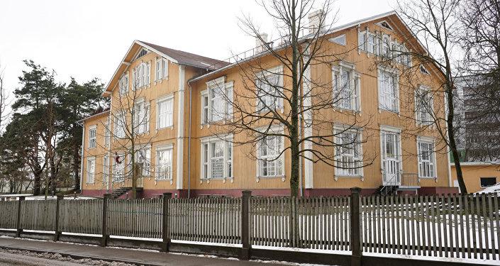 Burtnieku nams, Augusta Dombrovska vārdā nosauktā mūzikas skola Vecmīlgrāvī