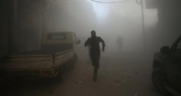 Ситуация в Дамаске, Сирия