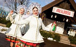 Kā Rīgā svinēja Masļenicu