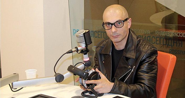 Политический эксперт, журналист Армен Гаспарян