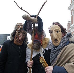 XVIII Starptautiskais masku tradīciju festivāls Rīgā