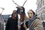 XVIII Международный фестиваль масочных традиций в Риге