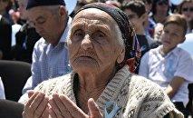 Deportācijas upuru piemiņas diena Krimā