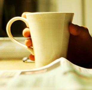 Кофе и новости