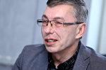 Председатель правления Латвийского радио Алдис Паулиньш