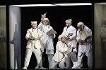 Саломея Штрауса в Мариинском театре