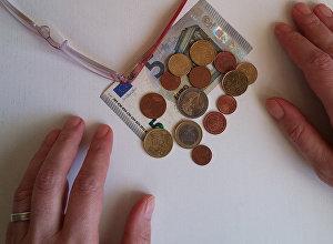 Финансы, архивное фото