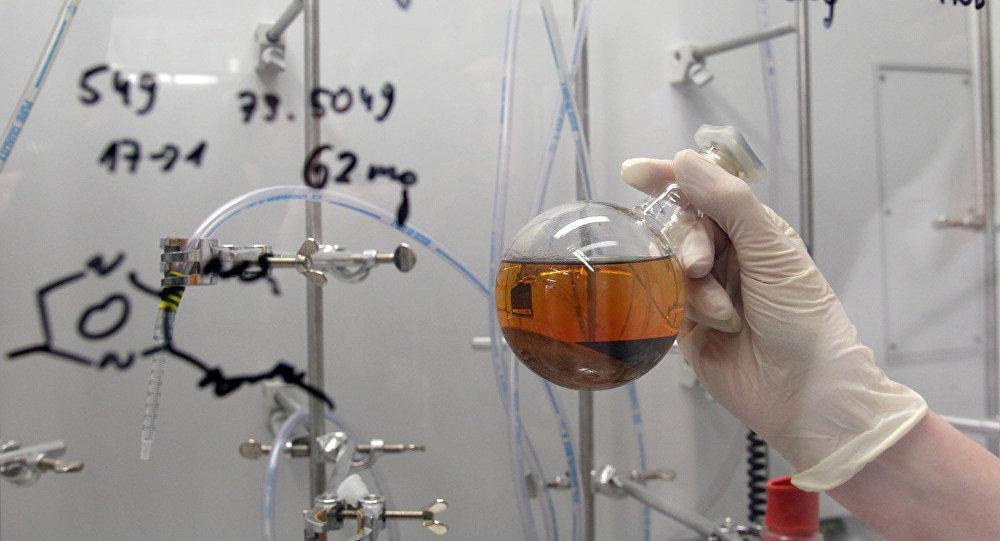 В лабораториях ИОС
