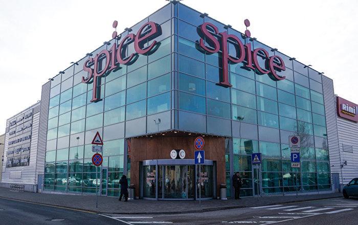 Торговый центр Spice