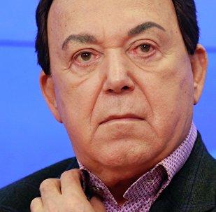 Pirmais Valsts Domes kultūras komitejas priekšsēdētāja vietnieks Josifs Kobzons