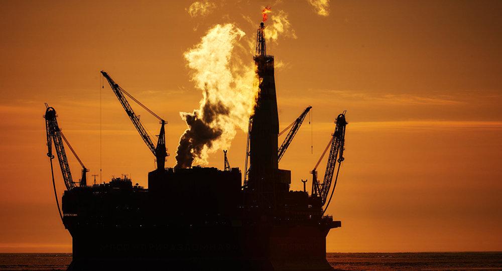 Nafta. Foto no arhīva