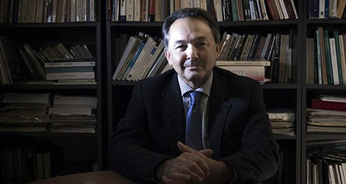 Профессор Парижского Института политических исследований Жиль Кепель