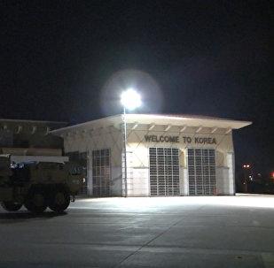 Dienvidkorejā piegādātas amerikāņu pretraķešu sistēmas THAAD