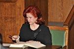 Депутат Сейма Солвита Аболтиня