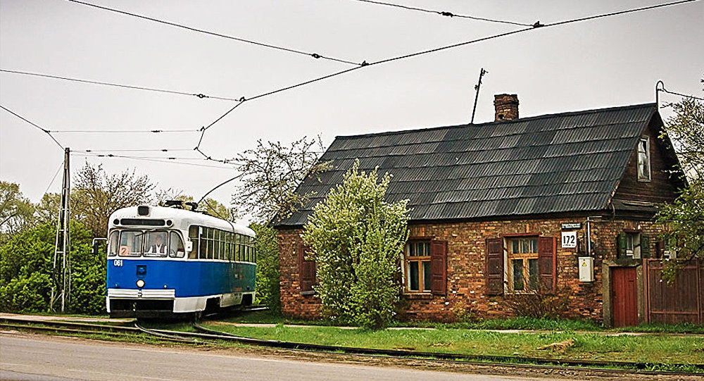 Daugavpils, tramvajs