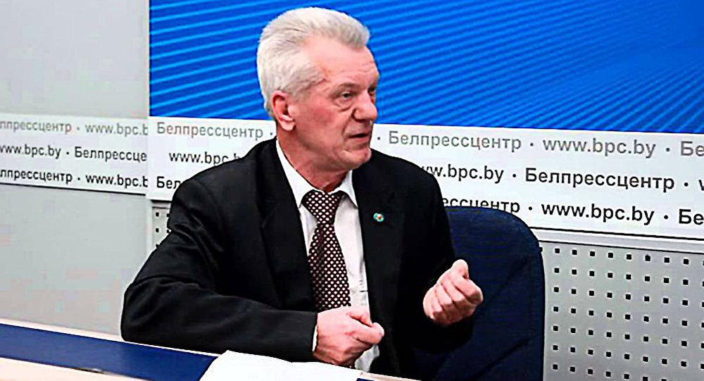 Эксперт, доктор философских наук, политолог Лев Криштапович