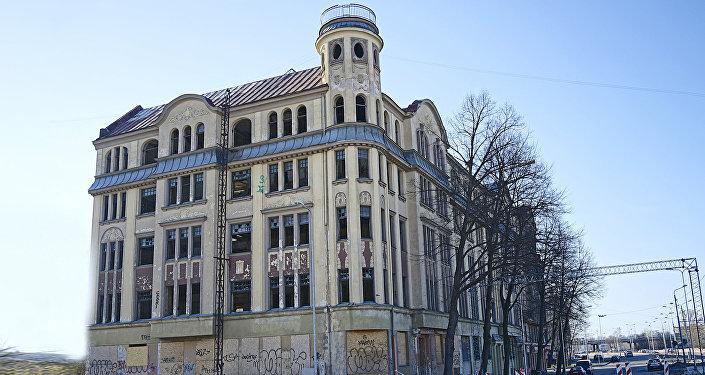 Rīgas ēka
