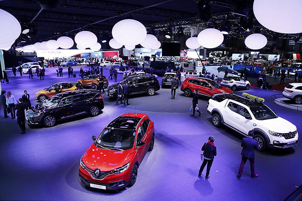Ženēvas autosalons 2017