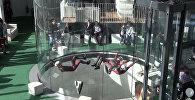 Kā putni: Itālijā atklāta lielākā aerodinamiskā caurule pasaulē