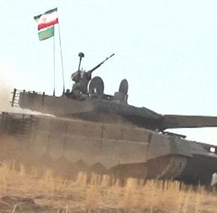 Karrar – supertanks no Irānas