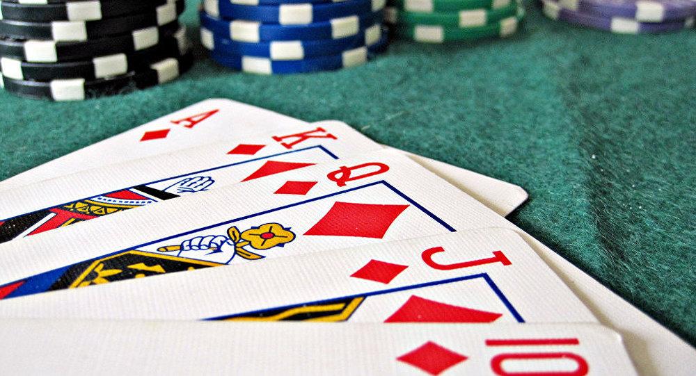 Spēļu kārtis kazino