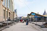 Из-за проблем с арендатором часть Центрального рынка закрыта