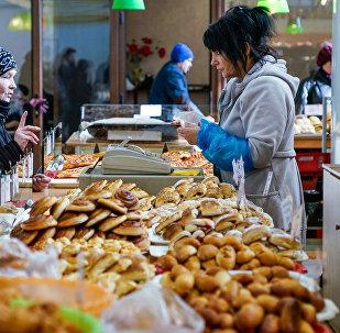 Bulciņu tirdzniecība Centrāltirgū
