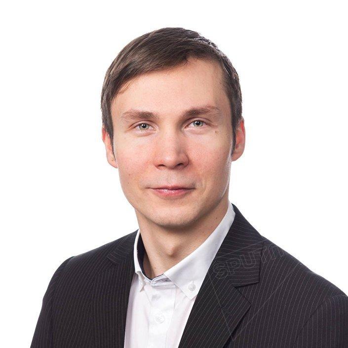 Кандидат от Истинных финнов в Эспоо Илья Кемпи