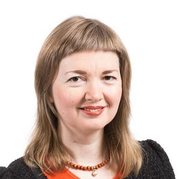 Независимый кандидат, проходящий по хельсинкскому списку оппозиционной партии Зеленых, Полина Копылова