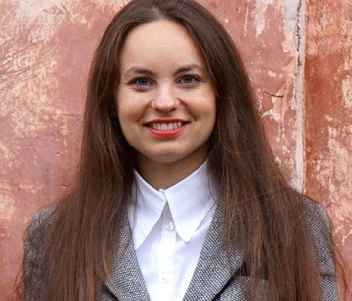 Кандидат от социал-демократической партии SDP в Хельсинки Нина Кастен