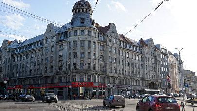 Rīgas centrā varētu nobrukt vēl viena ēka