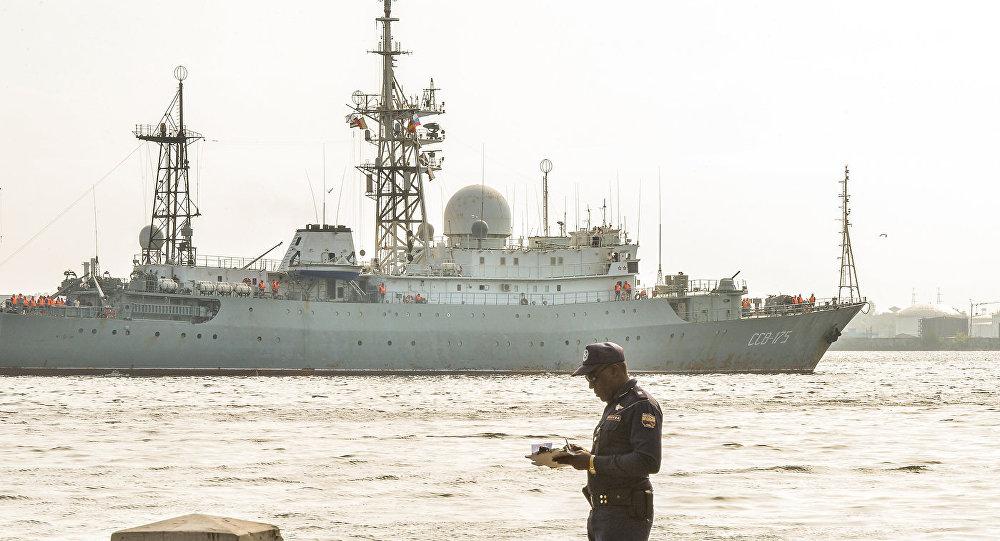 Krievijas JKF kuģis Viktors Ļeonovs