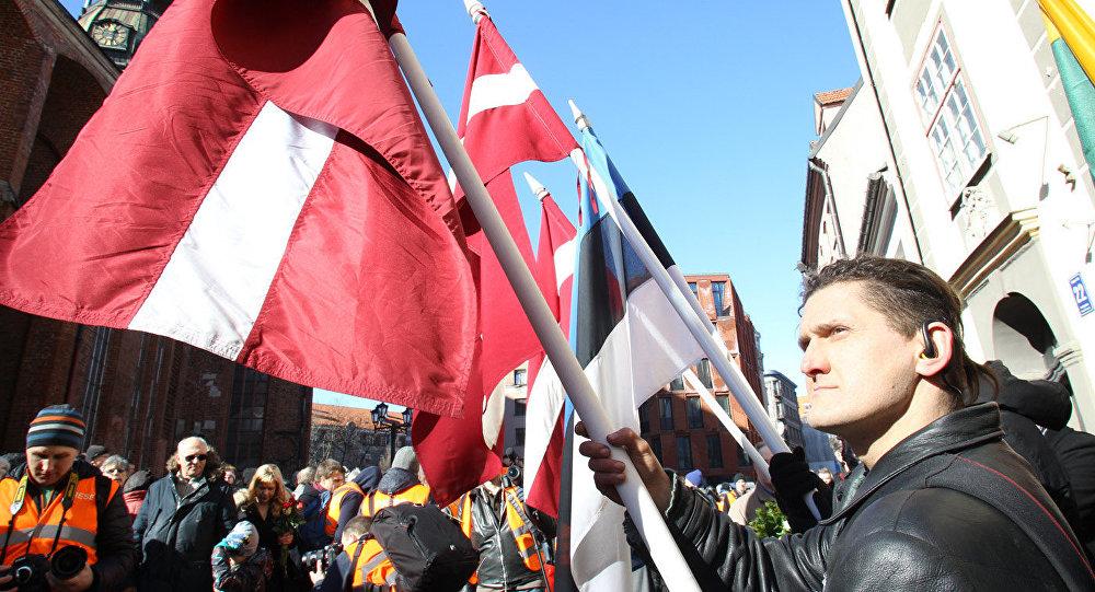 Leģionāru dienas pasākumi Rīgā