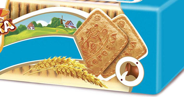 Печенье Коровка